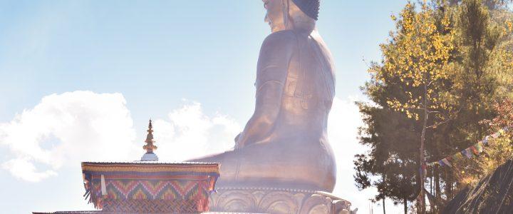Bhutan Buddha Seele